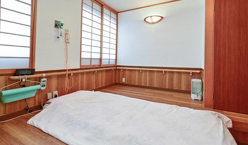 分娩室での過ごし方