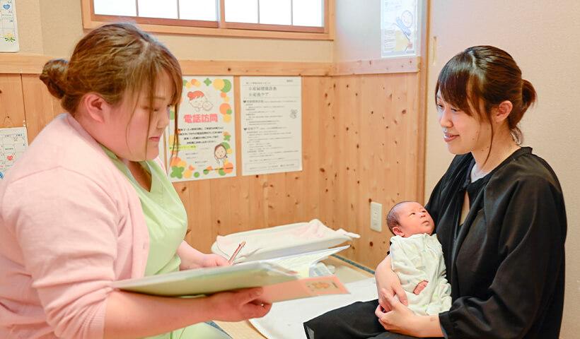 産後健診(2週間・1か月)